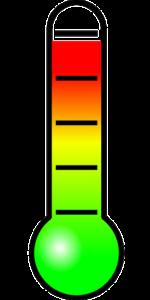 temperatur Bericht im Pc Gehäuse