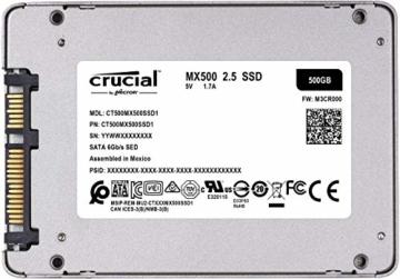3D NAND, SATA, 2,5 Zoll, Internes SSD