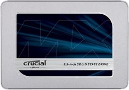 Crucial MX500 CT500MX500SSD1(Z) 500GB