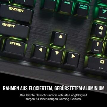 Faker gaming Tastatur corsair